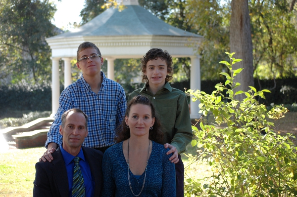 Pastor Rodney Bodiford And Family 2012